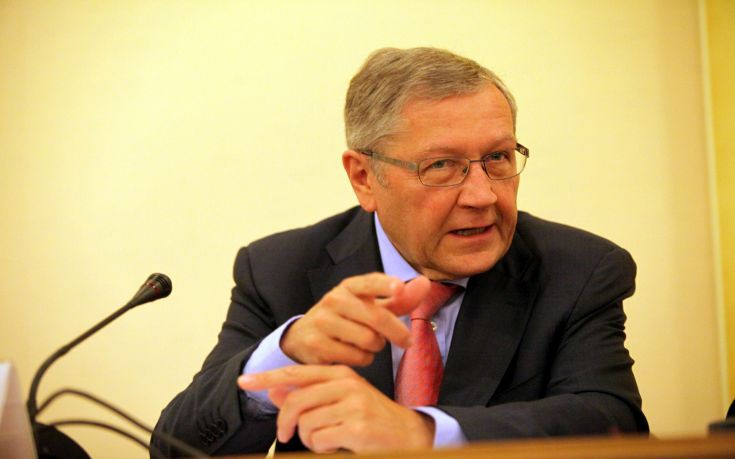 Ρέγκλινγκ: Μπορούμε να σταματήσουμε τα μέτρα ελάφρυνσης χρέους αν δεν εφαρμοστούν τα συμφωνηθέντα