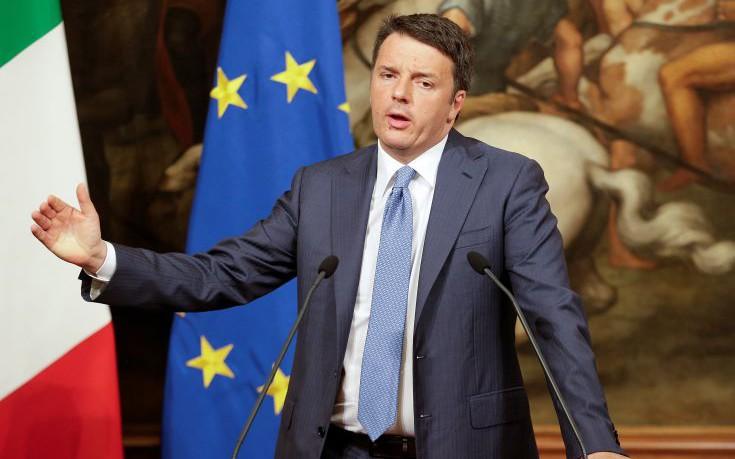 Ψυχρή υποδοχή στην… κατά Ρέντσι πενταετή καταστρατήγηση του Συμφώνου Σταθερότητας