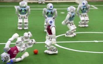 RoboCup, το παγκόσμιο κύπελλο ποδοσφαίρου με… ρομπότ