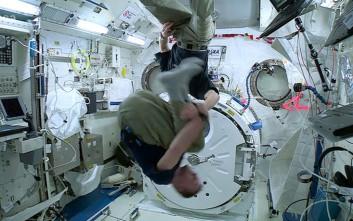 Γιατί οι αστροναύτες δεν παθαίνουν ναυτία στο διάστημα