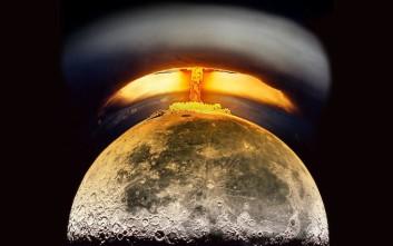 Όταν οι Αμερικάνοι σχεδίαζαν να ρίξουν... ατομική βόμβα στο φεγγάρι