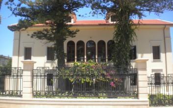 Επίσκεψη πρεσβευτή της Τουρκικής Δημοκρατίας στην Οικία-Μουσείο του Ελευθερίου Βενιζέλου