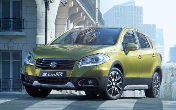 Ανακλήσεις αυτοκινήτων SUZUKI μοντέλο SX4 S-CROSS