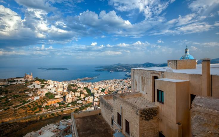 Το Χόλιγουντ επενδύει 250 εκατ. δολάρια σε ελληνικό νησί