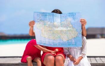 Περισσότερα νοικοκυριά επιλέγουν ταξίδι στο εξωτερικό