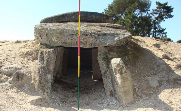 Τάφοι 6.000 ετών έπαιζαν και ρόλο μυητικού «τηλεσκοπίου»