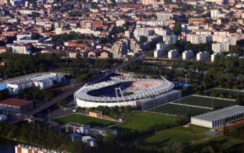 Η έδρα της Τουλούζ, Stadium Municipal