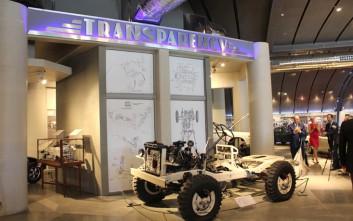 Νέα μόνιμη έκθεση στο Ελληνικό Μουσείο Αυτοκινήτου