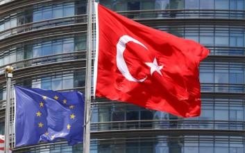 To 77% των πολιτών δεν θέλει την ένταξη της Τουρκίας στην Ε.Ε.