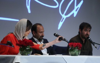 Ιρανή ηθοποιός προκαλεί σάλο λόγω... φεμινιστικού τατουάζ