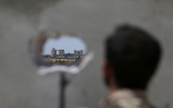Περιοχές του Χαλεπίου κατέλαβαν οι δυνάμεις του Μετώπου αλ Νούσρα