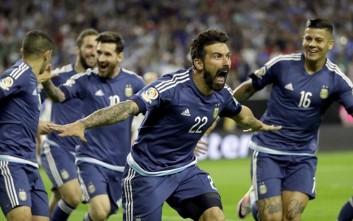 Στον τελικό η Αργεντινή