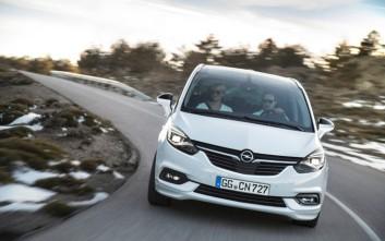 Νέο Opel Zafira