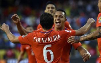 Η Χιλή στον τελικό με… χρονοκαθυστέρηση