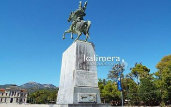 Φοιτητικός αρχιτεκτονικός διαγωνισμός για το άγαλμα του Κολοκοτρώνη