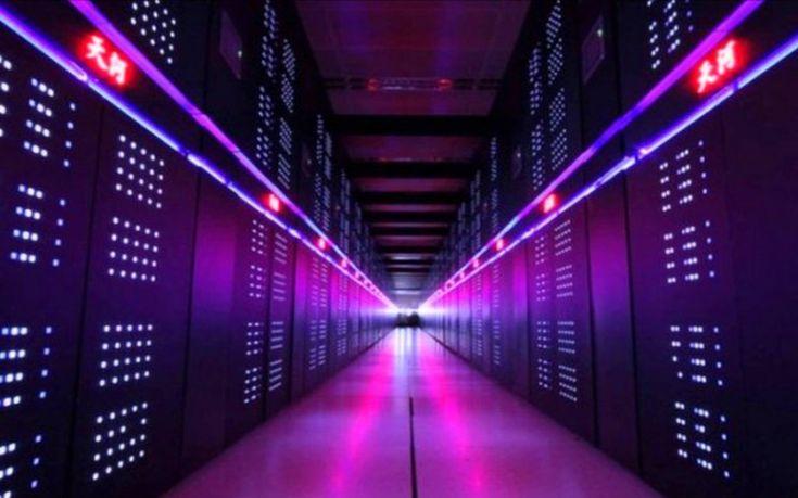 Ακόμα πιο ισχυρός ο εθνικός υπερυπολογιστής ARIS