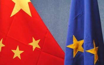 Αναβάλλεται η σύνοδος Κίνας - Ευρωπαϊκής Ένωσης λόγω του κορονοϊού