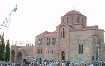 «Θυρανοίξια» για τον ιστορικό ναό της Μεταμόρφωσης του Σωτήρος στη Μεσσηνία