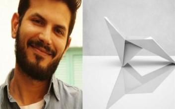 Έλληνας φοιτητής απέσπασε διεθνές βραβείο για το σχεδιασμό καρέκλας