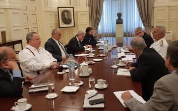 Νέα σύσκεψη στο ΥΠΕΞ για τις τελευταίες εξελίξεις στην Τουρκία