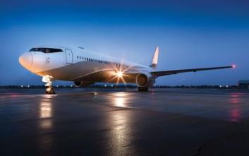 Αναγκαστική προσγείωση Boeing στο αεροδρόμιο Χανίων