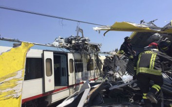 Σε ανθρώπινο λάθος οφείλεται πιθανόν το σιδηροδρομικό δυστύχημα στην Ιταλία
