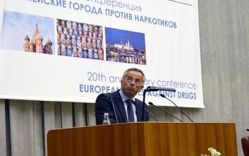Στην Ελλάδα ο επικεφαλής του τομέα της πρόληψης ναρκωτικών των Ηνωμένων Εθνών
