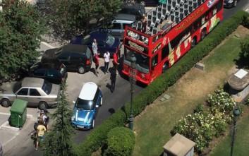Ξυλοκόπησαν οδηγό λεωφορείου επειδή τους έκανε παρατήρηση