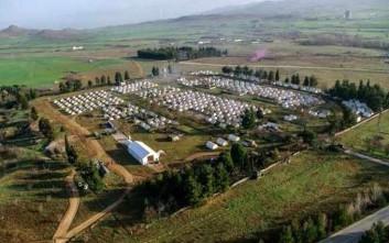 Ένταση στο κέντρο φιλοξενίας προσφύγων και μεταναστών στο Χέρσο Κιλκίς