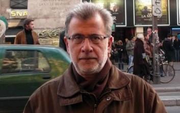 «Έφυγε» από τη ζωή ο δημοσιογράφος Νίκος Μεγαδούκας