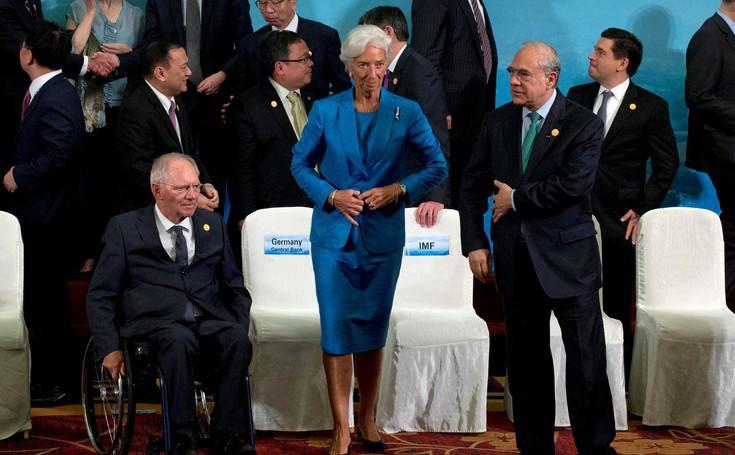 Καθοριστικές επαφές στην Ουάσιγκτον για την Ελλάδα στη σκιά της μάχης ΔΝΤ - Σόιμπλε