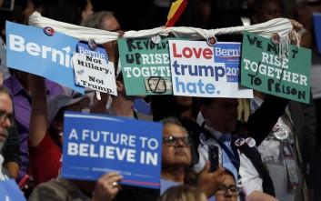 Το σκάνδαλο «Ντέπυ» στοιχειώνει το συνέδριο των Δημοκρατικών στις ΗΠΑ