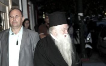 Αμβρόσιος: Δεν ανέφερα τίποτα για περί παραίτησης του αρχιεπισκόπου στη συνεδρίαση της ιεραρχίας