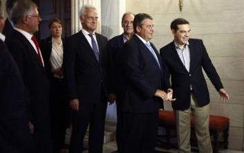 Γερμανός πολιτικός μέσα στο Μέγαρο Μαξίμου: Μη μ' αγγίζεις βρωμιάρη Έλληνα!