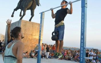 Ένας 18χρονος από τη Θεσσαλονίκη κατέκτησε ρεκόρ Γκίνες στις έλξεις