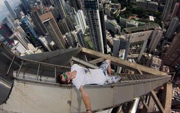 Οι πιο επικίνδυνες selfies του κόσμου