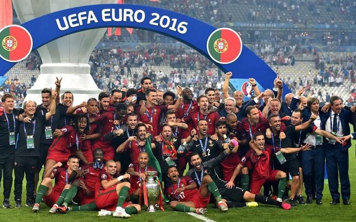 ΠΟΡΤΟΓΑΛΙΑ EURO 2016