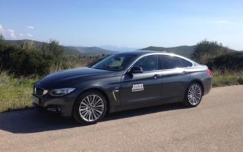 Οδηγούμε την BMW 428i Gran Coupe
