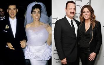 Δεκαπέντε διάσημα ζευγάρια που είναι πολλά χρόνια μαζί