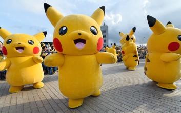 Τι είναι το Pokemon Go και προκαλεί φρενίτιδα σε μικρούς και μεγάλους