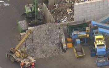 Πέντε νεκροί σε βιομηχανικό δυστύχημα στο Μπέρμιγχαμ