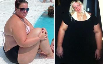 Έχασε 76 κιλά χάρη στον γυμναστή της και τον παντρεύτηκε!