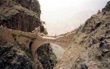 Οι γέφυρες του αρχαίου κόσμου που χρησιμοποιούνται μέχρι και σήμερα