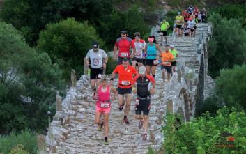 «The North Face Zagori Mountain Running 2016»