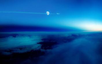 Πιλότοι τραβούν εκπληκτικές φωτογραφίες από το κόκπιτ