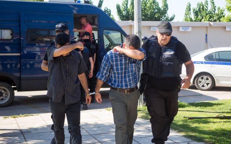 Να μην εκδοθούν οι τρεις Τούρκοι αποφάσισε το Συμβούλιο Εφετών