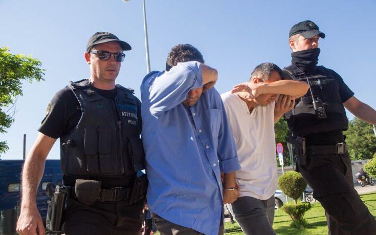 Νέα έφεση άσκησε ο εισαγγελέας και ζητά την έκδοση δύο ακόμη Τούρκων στρατιωτικών