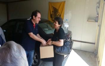 Η «Αποστολή» στηρίζει 2674 οικογένειες στη Θράκη και στο Β. Αιγαίο