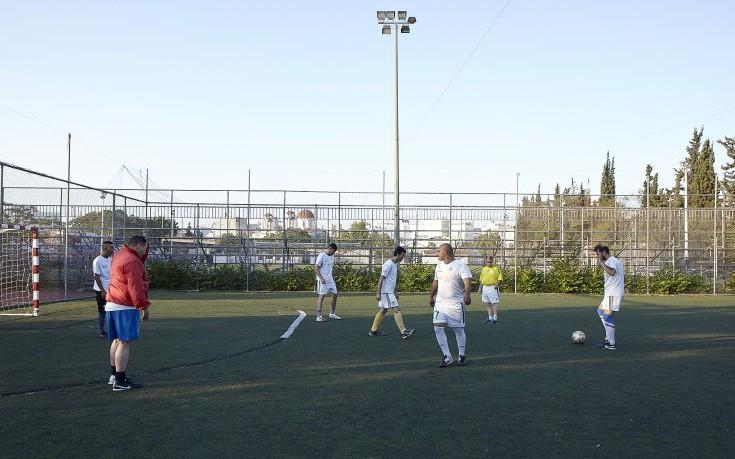 Στη Γλασκώβη η εθνική ομάδα αστέγων για ένα «Γκολ στη Φτώχεια»