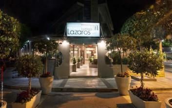Barba Lazaros, η δημιουργική, ελληνική κουζίνα έχει την τιμητική της στο Παλαιό Φάληρο